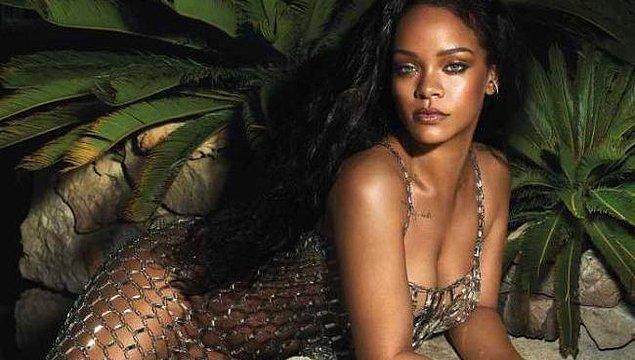 3. Peki ya Rihanna ile?