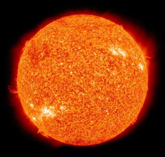 1. Güneş ışınları