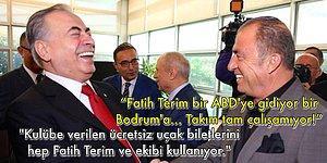 Galatasaray'da Ortalık Karıştı! Başkan Mustafa Cengiz: 'Donk'un Seks Partilerinden Bıktık'