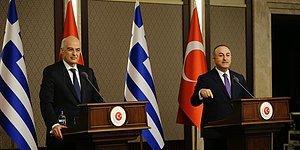 Çavuşoğlu ile Dendias Canlı Yayında Atıştı: 'Türkiye'ye Yönelik İthamları Kabul Etmeyiz'