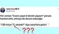 """AKP'li Mahir Ünal """"128 Milyar Dolar Nerede?"""" Sorusunu Türk Lirası Diye Anlayınca Kafalar Karıştı"""