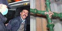 Ulu Camiye Balyozlu Saldırı: 'Cami Pencereleri 'Haç' İşaretine Benziyordu, Emir Geldi Yaptım'