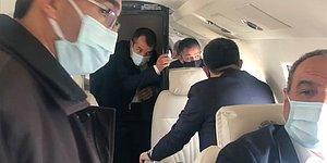 Acil İniş Yapıldı! Bakan Pakdemirli'nin Uçağı Arızalandı