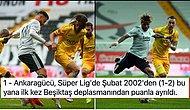 Kartal Son Dakikada Yıkıldı! Şampiyonluk Yarışındaki Beşiktaş, Ankaragücü ile Yenişemedi