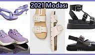 Bu Yaza Damgasını Vuracak 2021 Modası Ayakkabı ve Sandaletler