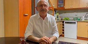 Kılıçdaroğlu Evinin Mutfağından Gençlere Seslendi: 'Biz İktidara Geliyoruz, Bunlar Gidici'