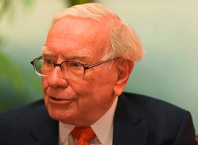 Warren Buffett, dünyanın en zengin insanlarından ve yatırım dünyasının en çok saygı duyulan isimlerinden biri.