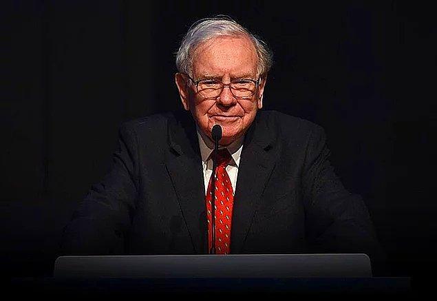 Kendisi Berkshire Hathaway şirketinin CEO'su ve servetinin 70 milyar doların üzerinde olduğu biliniyor.