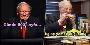 Milyarderler Günlerini Nasıl Geçiriyor? Dünyanın En Zeki Yatırımcılarından Warren Buffett'ın Günlük Rutini