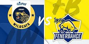2021 Kış Mevsimi Finalini 3-1 Kazanan fastPay Wildcats MSI'ya Adını Yazdırdı