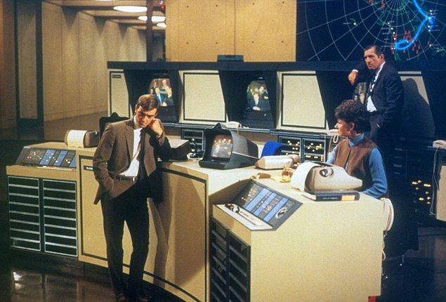 9. Colossus: The Forbin Project (1970)