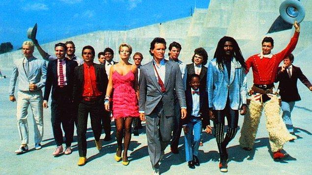 15. The Adventures of Buckaroo Banzai Across the Eighth Dimension (1984)