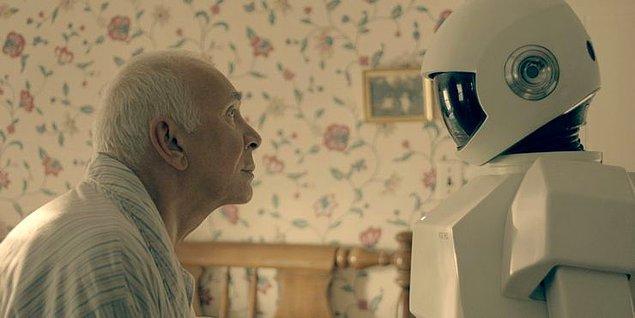 4. Robot & Frank (2012)