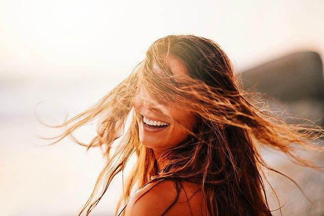 6. Güneşin zararları sadece cildimize değil.