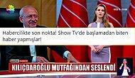 Ana Haber Bülteninde Kılıçdaroğlu'na Sadece 15 Saniye Ayıran Show TV Gündem Oldu: 'Haber Değil Habercik'