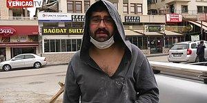 Yeniçağ Muhabiri Cuma Günü Cami Önünde Dilenci Kılığına Girip Sosyal Deney Yaptı: 1 Saatte 93 TL Topladı
