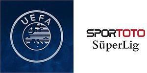 """Aysu Melis Bağlan Yazio: UEFA, """"Süper Lig"""" Hakkında Konuşulanları Tahtaya Yazdı"""