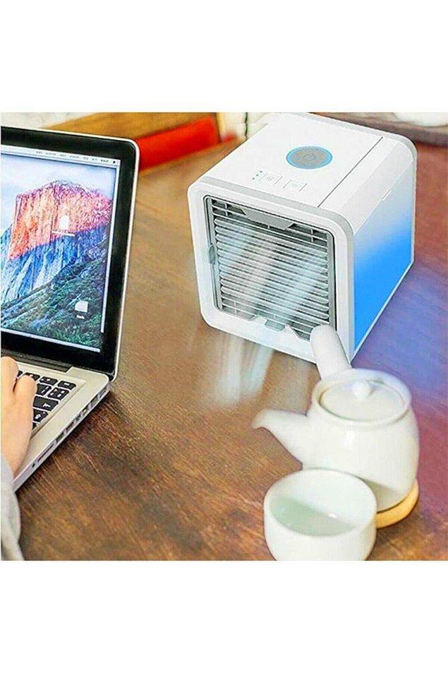 5. Hepimizin ihtiyacı olacak minik ama işlevsel bir soğutucu...