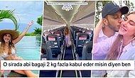 Özel Jet Bulamayınca Bir Yolcu Uçağının Tüm Biletlerini Alan Şeyma Subaşı'nın Sevgilisi Meedo, Gündeme Oturdu
