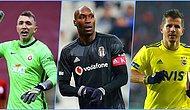 İşte Sizin Oylarınızla Seçilen Türkiye Süper Ligi'nin Gelmiş Geçmiş En İyi 11'i