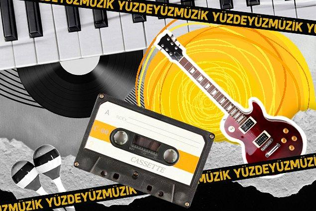 Evde ya da sokakta ol fark etmez, müzik ve müzik hakkında her şey @yuzdeyuzonline Instagram ve Twitter hesaplarıyla senin yanında!