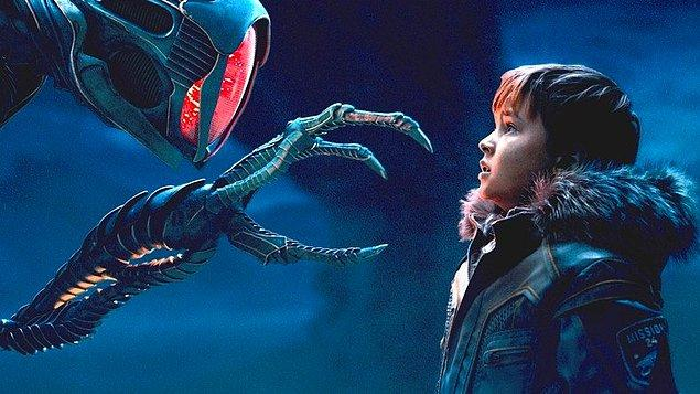 8. Lost in Space
