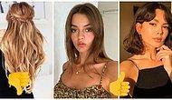Maşaları ve Düzleştiricileri Bir Kenara Bırakın: En Üşengeçlerin Bile Bayılacağı Yeni Yıka Çık Saç Trendi