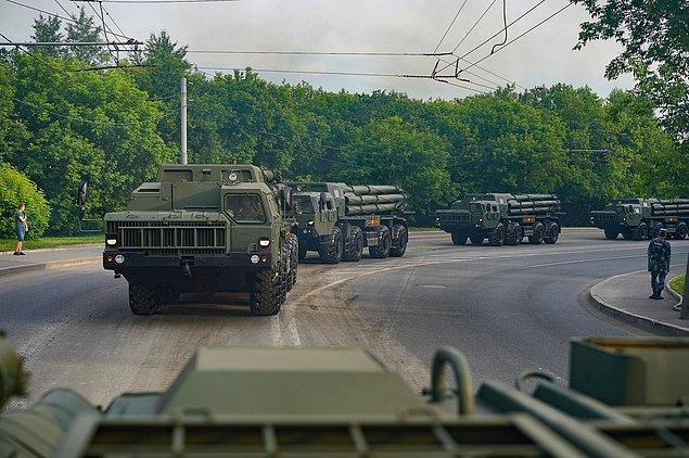 Kırım'a 150 bin asker konuşlandırıldı