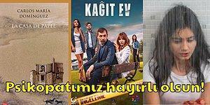 Erdal Beşikçioğlu ve Nur Fettahoğlu'nun Başrolünde Yer Aldığı Soluksuz İzleyeceğiniz Yeni Bir Dizi: Kağıt Ev