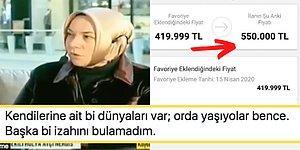 Türkiye'de Ev ve Araba Almanın Kolaylaştığını Söyleyen AKP'li Hülya Atçı Nergis'e Gelen Haklı Tepkiler