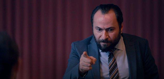 Sonrasında Mustafa Kırantepe'nin hayat verdiği Engin karakteriyle tanışıyoruz.