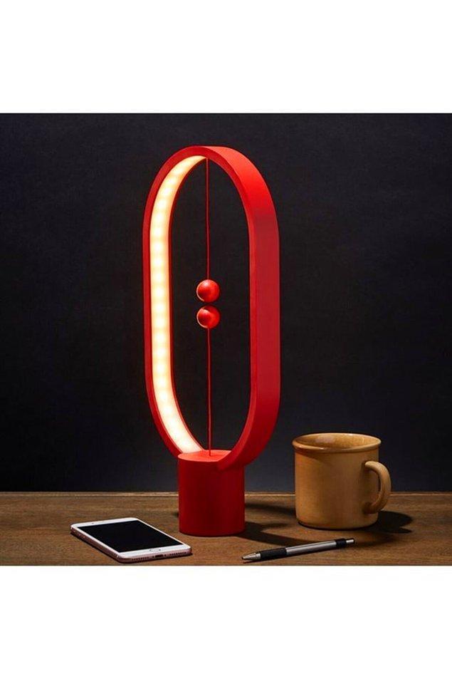4. Bu gece lambasının tasarım ödülü bile var.