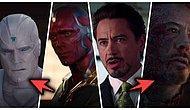 Bayılarak İzlediğimiz 43 Marvel Karakterinin İlk ve Son Filmleri Arasındaki İnanılmaz Değişimleri