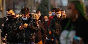 Koronavirüste 24 Saat: 60 Bini Aşkın Vaka, 346 Can Kaybı