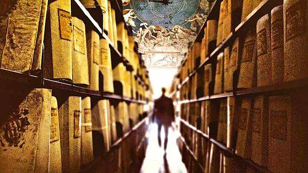 26. Vatikan Gizli Arşivleri