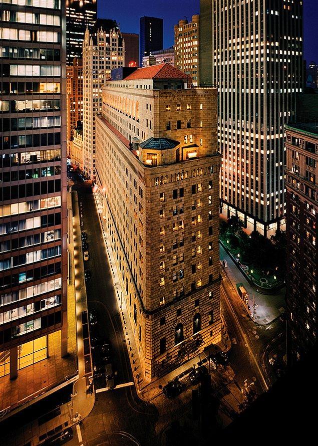 24. New York Merkez Bankası