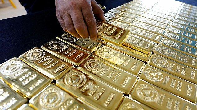 22. İran Altın Rezervi