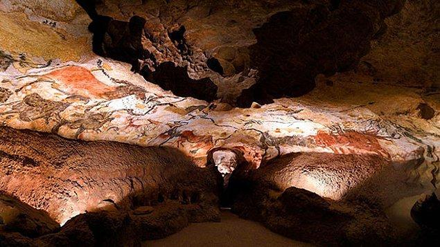 3. Lascaux Mağaraları, Fransa