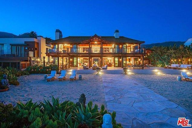 3. Pierce Brosnan'ın Evi
