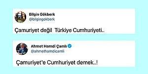 Türkiye Cumhuriyeti İçin 'Çamuriyet' İfadesini Kullanan AKP Milletvekili Tepkilerin Odağında
