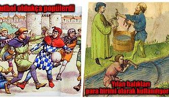 Orta Çağ Hakkında Hiçbir Tarih Dersinde Duymadığınız Birbirinden Şaşırtıcı 12 İlginç Bilgi
