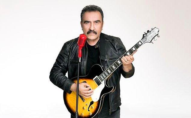 """10. Hülya Avşar'ın """"Türkçe rock tarihinin en iyi şarkısı"""" olarak tanımladığı 'Kim Dokunduysa Ona Git'i Ümit Besen de seslendirdi."""