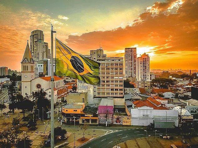 9. Brezilya