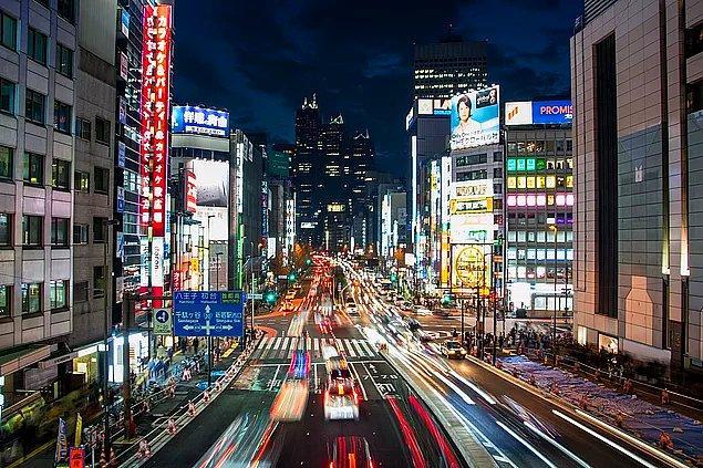 3. Japonya
