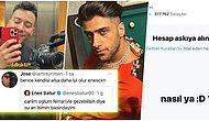 En Son Enes Batur'a Göndermeli Tweet Atan Reynmen'in Twitter Hesabı Askıya Alındı!