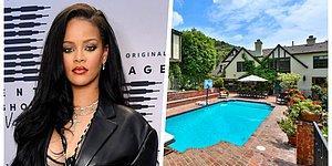 Rihanna'nın 10 Milyon Dolara Satın Aldığı 'Bu Dünyaya Seyirci Olmaya Gelmişiz' Dedirten Lüks Tudor Malikânesi