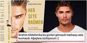 Barış Murat Yağcı'nın Başucu Rehberi Dediği Kitabı 'Her Şeye Rağmen'e Gelen Birbirinden Komik Tepkiler