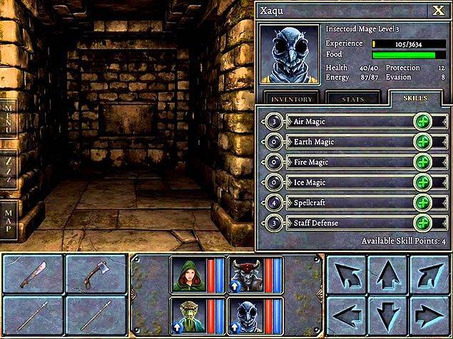 10. Legend of Grimrock - 94 Puan