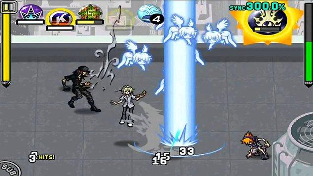 3. The World Ends with You: Solo Remix for iPad - 95 Puan
