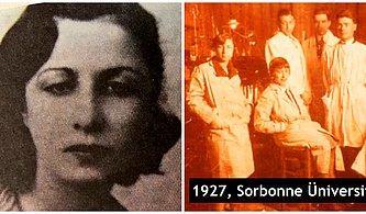 Marie Curie'nin Asistanlık Teklif Ettiği Türkiye'nin İlk Kadın Kimyageri: Remziye Hisar
